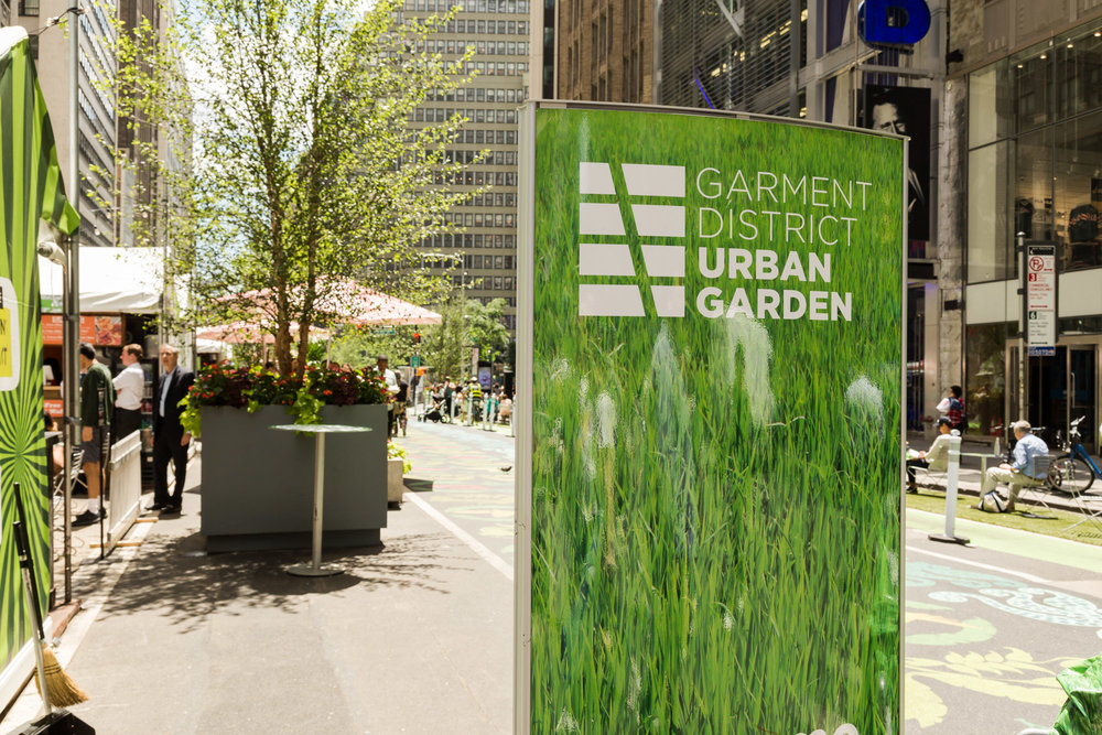Amenities in the Area - Garment District Urban Garden